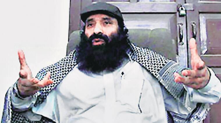 Syed Salahuddin, kashmir, hizbul mujahideen, kashmir, kashmir valley, us global terrorist, indian express news