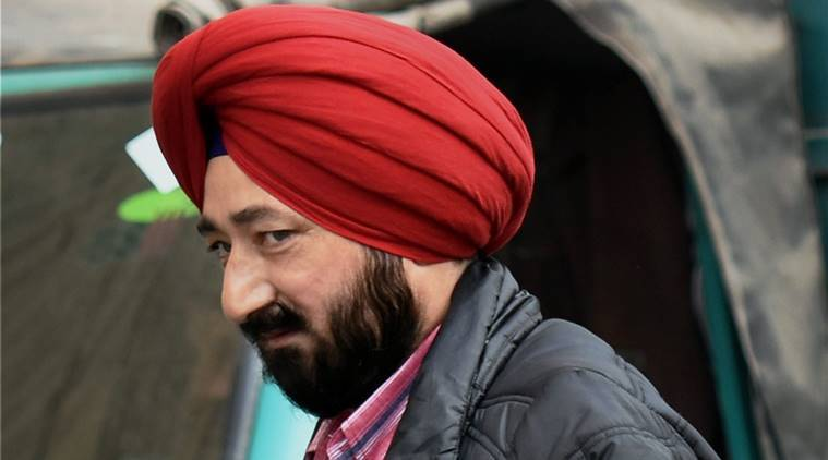 gurdaspur sp rape case, punjab sp rape case, gurdaspur sp surrenders, Salwinder Singh, india news, indian express, latest news