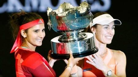 Sania Mirza win, Sania Mirza Aus open win, sania Mirza, Sania Pada Bhushan, Australian Open, Australian Open win, Aus Open 2016, Aus Open, Australian Open news, tennis news, Tennis