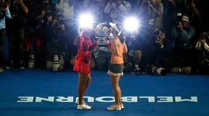 Sania Mirza-Martina Hingis win Australian Open 2016 women's doubles title