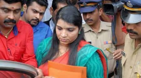 Saritha nair, kerala solar scam, oommen chandy, solar scam chandy, solar scam saritha, kerala high court, kerala news, india news, latest news