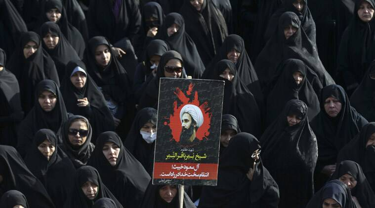 Saudi Arabia, Iran, Saudi Iran relations, Saudi Iran diplomatic ties, Saudi Iran unrest, Nimr al Nimr, Saudi Shiite cleric