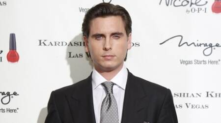 Scott Disick's home ransacked
