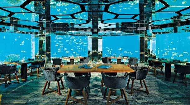 Water, water everywhere: 9 underwater-themed restaurants in the world