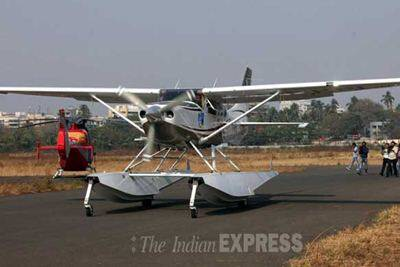 Mumbai: Seaplane service connecting Juhu-Girgaon may start soon
