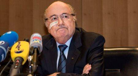 Sepp Blatter, FIFA Sepp Blatter, Sepp Blatter President FIFA, Sepp Blatter ban, Blatter,Sepp Blatter updates, Sepp Blatter news, FIFA updates, FIFA news, Football updates, Football news, Football