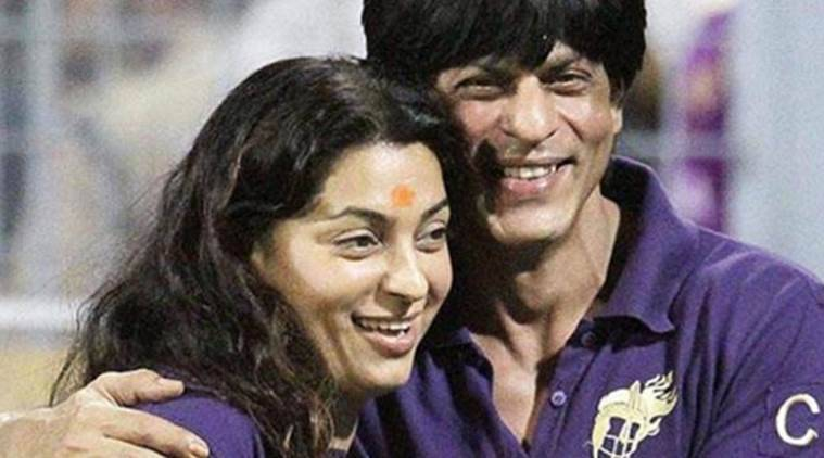 Shah Rukh Khan, Juhi Chawla, Shah Rukh Khan Juhi Chawla films, Chalk n Duster, Juhi Chawla films, Juhi Chawla upcoming films, Shah Rukh Khan upcoming films, entertainment news