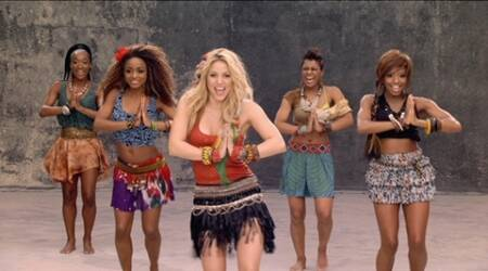 Shakira's 'Waka Waka' hits one billion views
