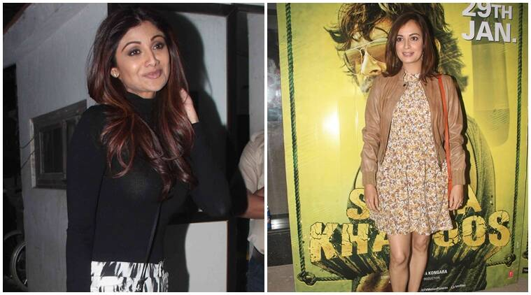 Saala Khadoos, Shilpa Shetty, Dia Mirza, Saala Khadoos cast, Aanand L. Rai, Kangana Ranaut, Saala Khadoos story, Saala Khadoos screening, Saala Khadoos news, entertainment news