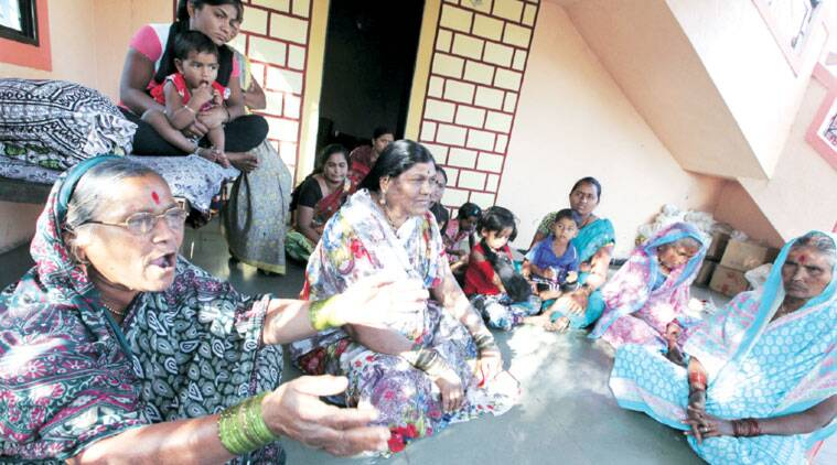 Shani Shingnapur, age old rule, Shani Shingnapur age old rule, chopper entry, pune news