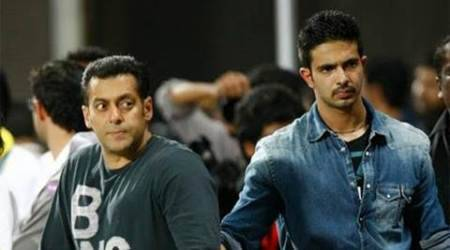 Salman Khan's bodyguard Shera's son Tiger on board Sultan
