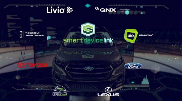 CES 2016, Toyota, Ford, SmartDevice Link, Honda, SmartDeviceLink technology, in-car software, manage apps in car, voice commands, technology, technology news