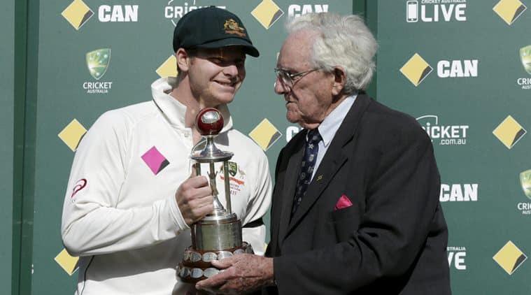Steve Smith, Australia captain Steve Smith, Smith, Frank Warrell trophy, Alan Davidson, Alan Davidson Australia, Cricket Australia Updates, Cricket Australia news, Cricket updates, Cricket