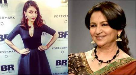 Soha Ali Khan, Sharmila Tagore, Soha Ali Khan MOTHER, soha Sharmila Tagore, Sharmila Tagore style, Sharmila Tagore films, Soha Ali Khan films, Soha Ali Khan news, Soha Ali Khan upcoming films, entertainment news