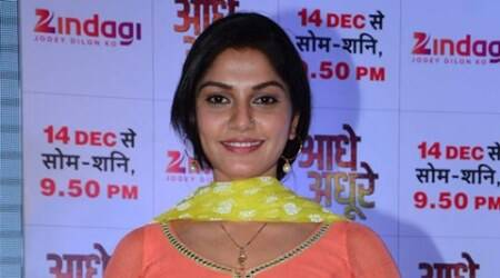 A lifetime opportunity to play lead in 'Aadhe Adhoore': SonaliNikam