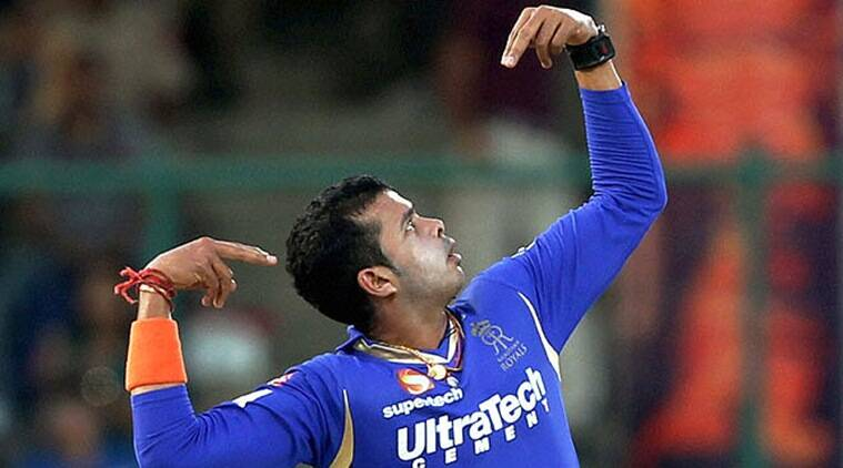 s sreesanth, sreesanth life ban, sreesanth spot fixing, spot fixing cricket, match fixing cricket, cricket news, sports news, indian express