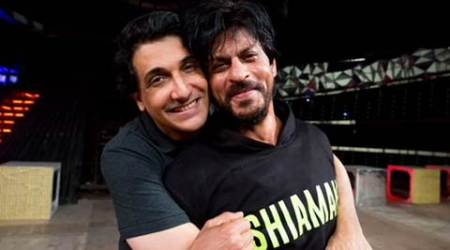 SRK used to stand outside my dance classes for Gauri: ShiamakDavar