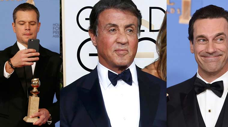 Sylvester Stallone, Rocky, Creed, Golden Globes, Golden Globes 2016, Golden Globes Awards 2016