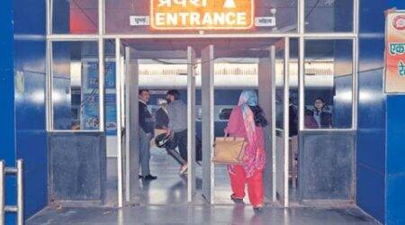 At Chandigarh railway station, security chinks evident