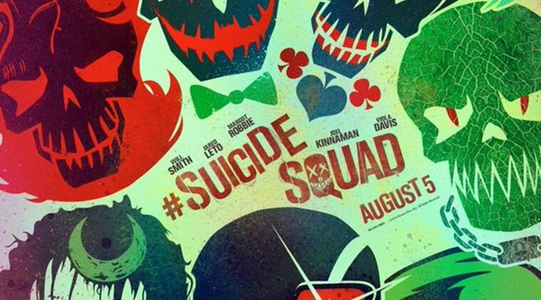 Suicide Squad, Suicide Squad poster, Suicide Squad new poster, jared leto, will smith, entertainment news