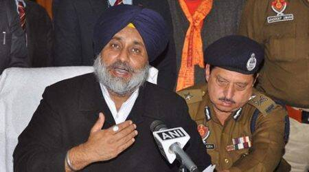 Deputy CM Sukhbir Singh Badal to visit Jaiton today, first time after desecration