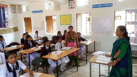 Govt planning to relieve teachers from poll duties, says Katheria