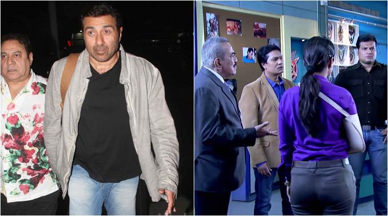 Sunny Deol to appear on 'CID' | Entertainment News, The