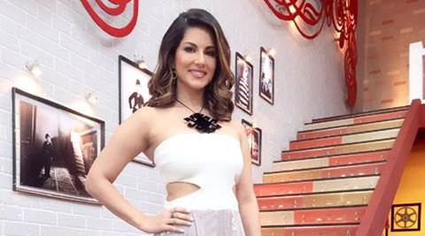 I Am Shy In Real Life Sunny Leone The Indian Express