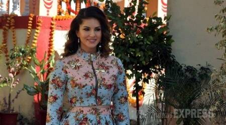 FIR against Sunny Leone for hurting religious sentiments with condom scene in Mastizaade