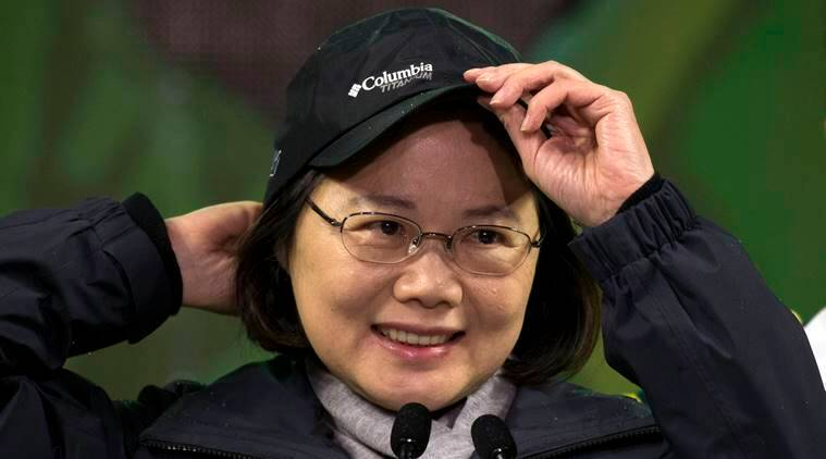 Taiwan fraud, Taiwan fraud suspect, Tsai Ing-wen, Taiwan's president, Taiwan's President Tsai Ing-wen, Taiwan newly elected president Tsai Ing-wen, Democratic Progressive Party, Taiwan, Taipei, Malaysia, China, Beijing, world news, international news, indian express news