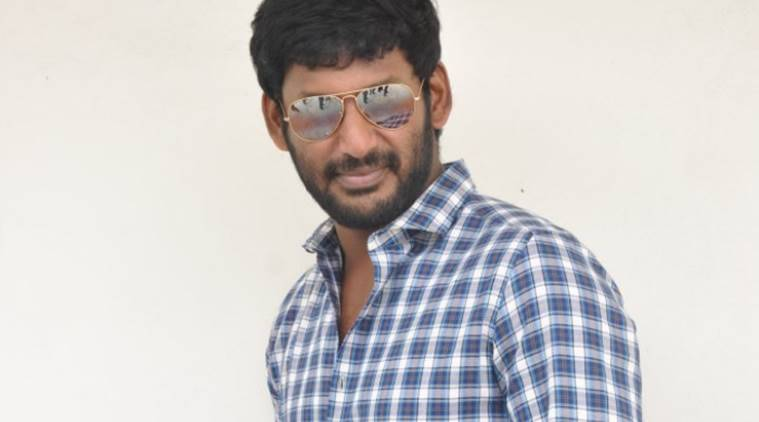 Tamil actor Vishal Krishna Me Too movement
