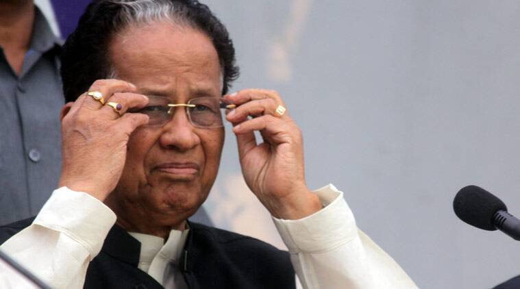 Tarun Gogoi, prakash javadekar, union forest and environment minister, assam rhinos, rhinos in assam, increase in rhino population, lion population in gujarat, gujarat lion, save tiger, save asiatic lions, asiatic lions, gir forest, indian express news