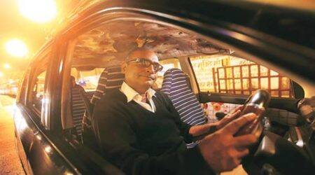 Night shift- Taxi service: When 'Dubeyji' is around, reaching home safe at night issmooth