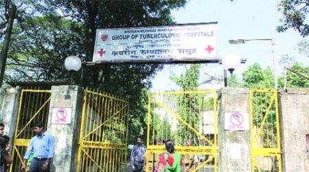 Asked to leave after contract ends, staffers at TB hospital stage protest