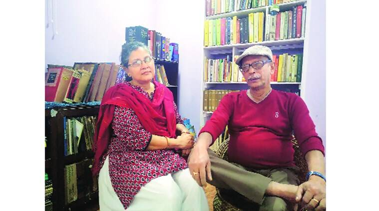 Samita and Utpal Chaudhuri.