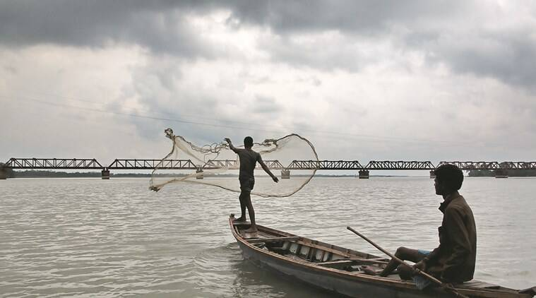 In Bangladesh. (Photo: Utpal and Samita Chaudhuri)