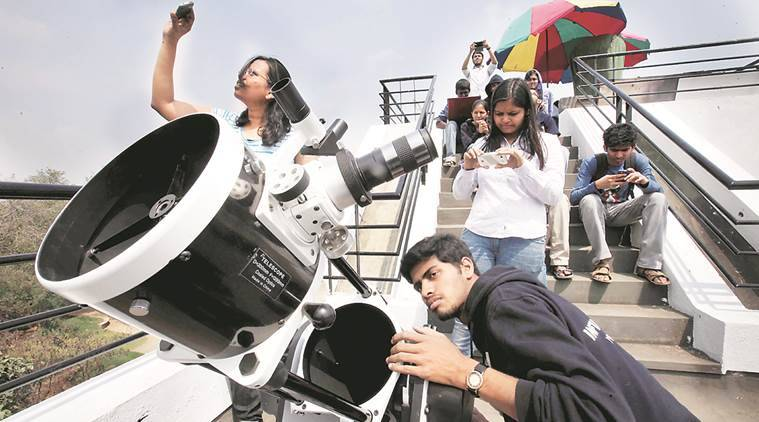 cosmic treat, Five-planet alignment, india Five planet alignment, february Five planet alignment, 2016 Five planet alignment, science news, india news, latest news, pune news