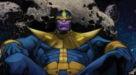 Thanos, Guardians of the Galaxy, Marvel supervillain Thanos, Guardians of the Galaxy sequel, entertainement news