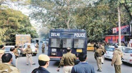 tihar jail, delhi high court, inmate killed, police van inmate killed, delhi police, delhi news