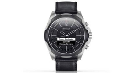 Titan, Titan Juxt, HP, Titan Juxt smartwatch, Titan Juxt smartwatch features, Titan Juxt smartwatch price, tech news, technology