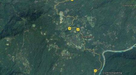 Ten killed as bus falls into gorge in Meghalaya