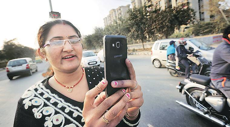 Woman who lost cousin in road accident now leads Traffic Police app ...