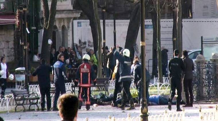 Istanbul, Istanbul blast, Istanbul explosion, turkey, turkey explosion, istanbul news, istanbul explosion today, istanbul blast today, Sultanahmet, turkey blast, istanbul news, turkey news, world news