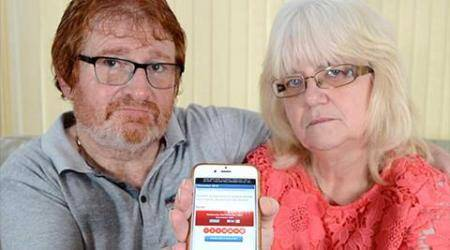 Unlucky couple misses out on £35 million lottery because of glitch inapp