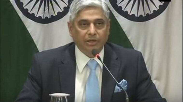 Vikas Swarup , saudi india, saudi arabia, saudi arabia india, saudi, indians in saudi, saudi indian workers, saudi kerala, saudi arabia kerala, kerala nri, indian labour saudi, india news