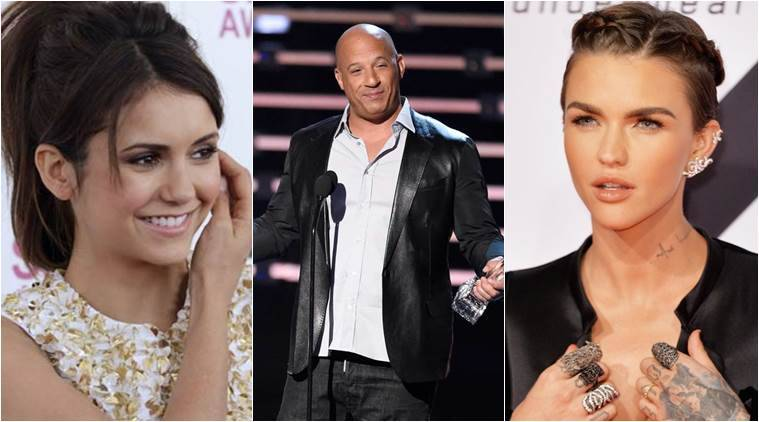 XXX 3, Vin Diesel, Nina Dobrev, Ruby Rose, Deepika Padukone, XXX 3 cast, XXX 3 XXX: The Return of Xander Cage, XXX: The Return of Xander Cage, entertainment news