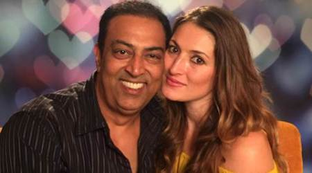 Vindu Dara Singh, wife Dina join 'Power Couple'