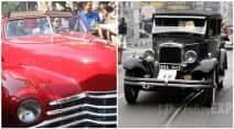 Vintage Car Rally 410
