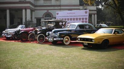Vintage cars, Tehri Garhwal House, New Delhi, Vintage cars delhi, auto show, Delhi, Vintage cars show, Vintage car