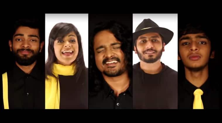 Voctronica, AR Rahman, tribute, A cappella, beatboxing, Avinash Tewari, Raj Verma, Warsha Easwar, Arjun Nair, Clyde Rodrigues